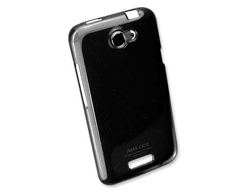 Jelly Series HTC One X Silicone Case S720e - Black