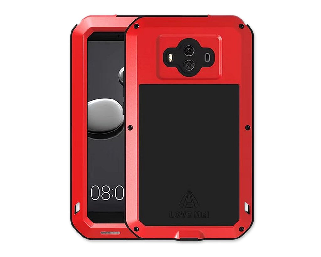 Huawei Mate 10 Waterproof Case Shockproof Metal Phone Case
