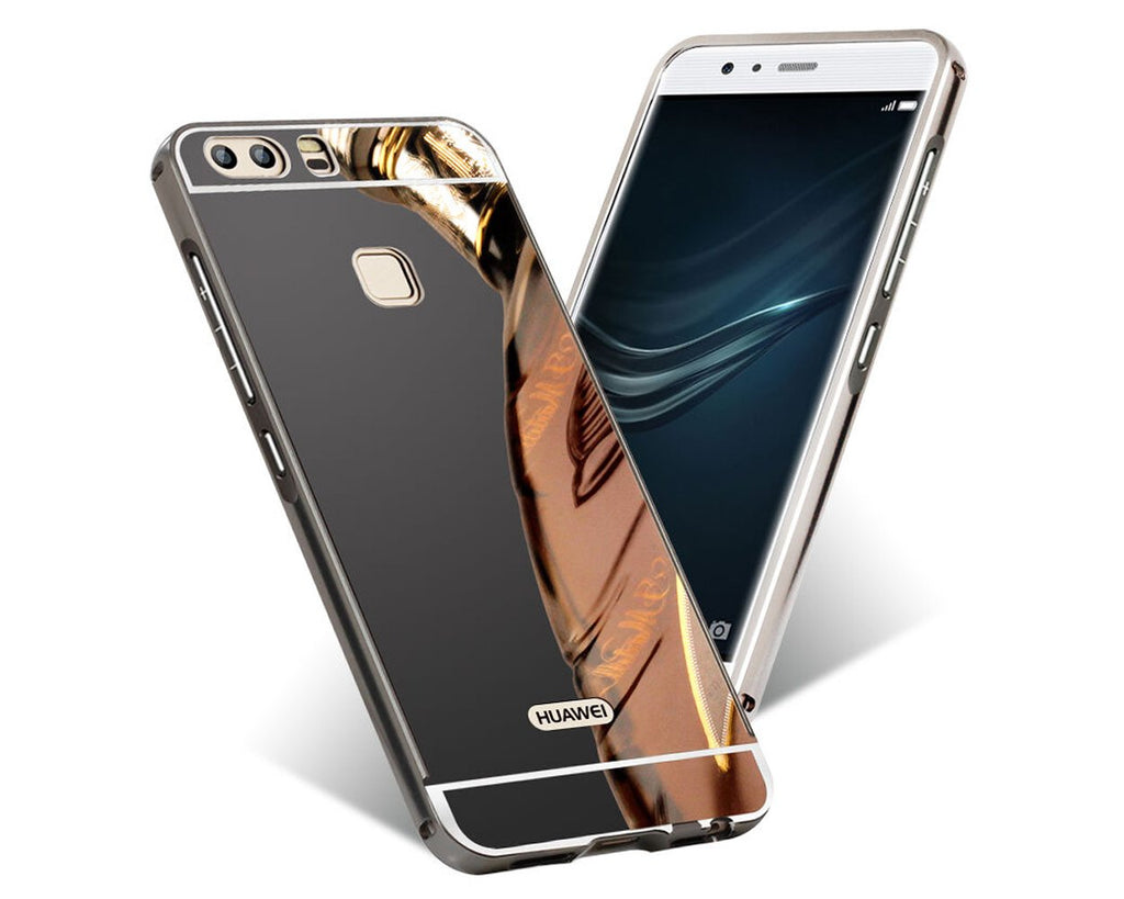 Mirror Series Huawei P10 Metal Frame Back Case