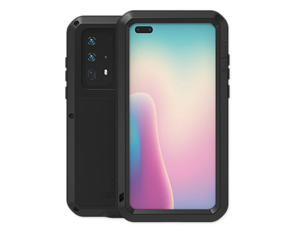 Huawei P40 Waterproof Case Shockproof Metal Case