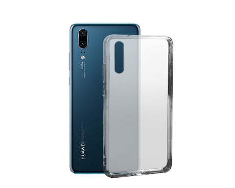 Huawei P20 Case TPU Clear Hard Case