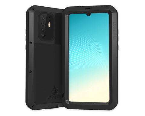Waterproof Case Huawei P30 Pro Shockproof Metal Phone Case