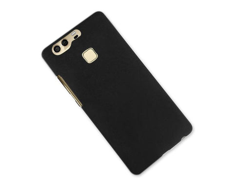 Matte Series Huawei P9 Hard Case - Black