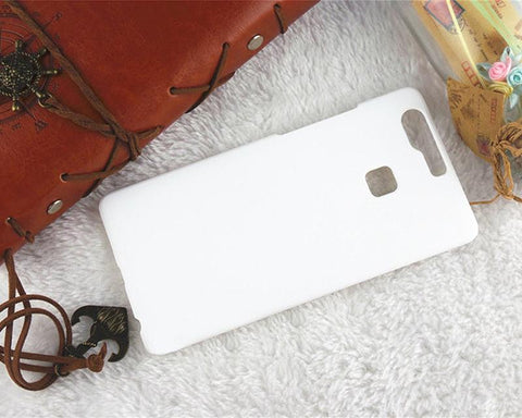 Matte Series Huawei P9 Hard Case - White