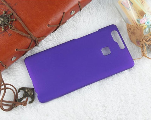 Matte Series Huawei P9 Hard Case - Purple