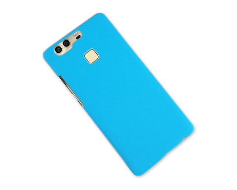 Matte Series Huawei P9 Hard Case - Blue