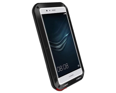 Waterproof Series Huawei P9 Plus Metal Case - Black