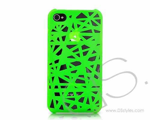 Hollow Series iPhone 4 and 4S Case - Green