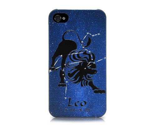 Constellation Series iPhone 4 and 4S Case - Leo