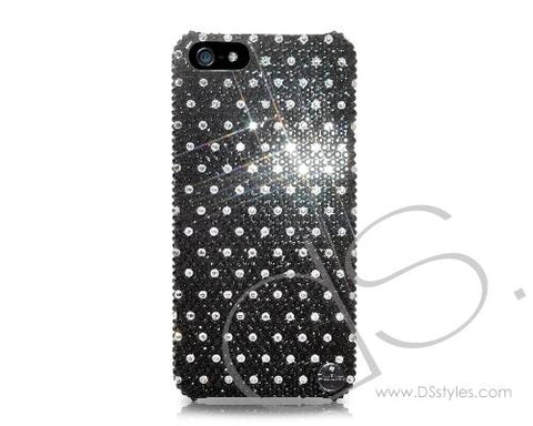 Dotted Bling Swarovski Crystal Phone Cases