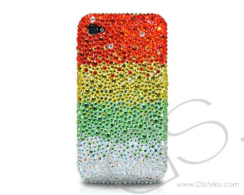 Meteoric Shower Bling Swarovski Crystal Phone Cases