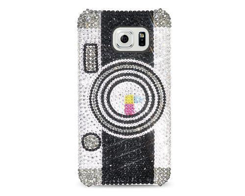 Camera Bling Swarovski Crystal Phone Cases