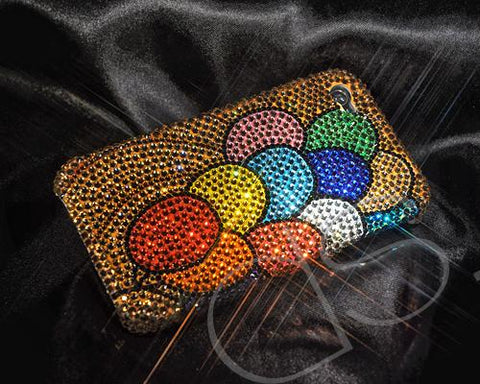 Balloon Bling Swarovski Crystal Phone Cases