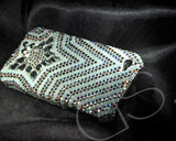 Multi Stars Bling Swarovski Crystal Phone Cases - Silver