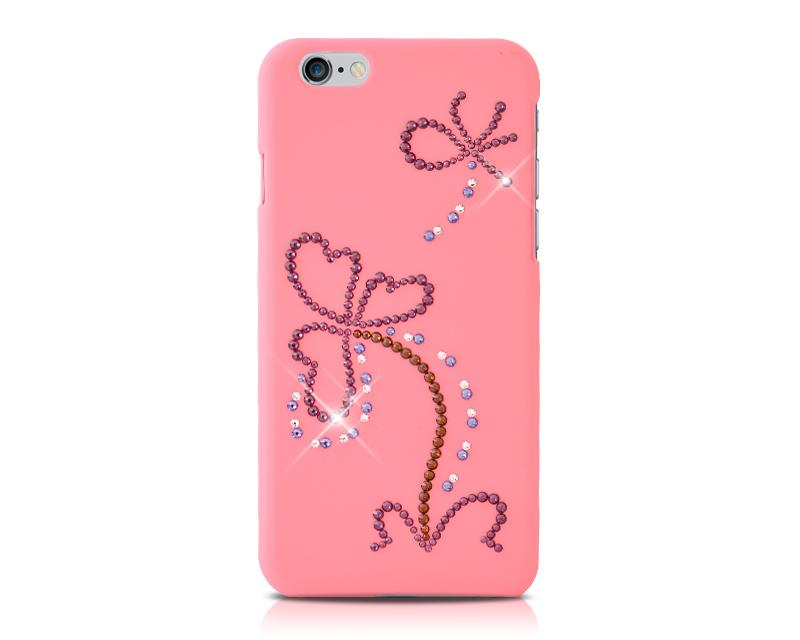 Clover Bling Swarovski Crystal Phone Cases