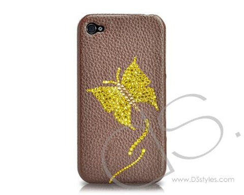The Butterfly Bling Swarovski Crystal Phone Cases