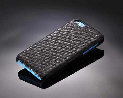 Zirconia Series iPhone 5C Case - Black