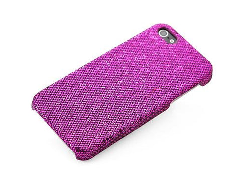 Zirconia Series iPhone 5C Case - Purple