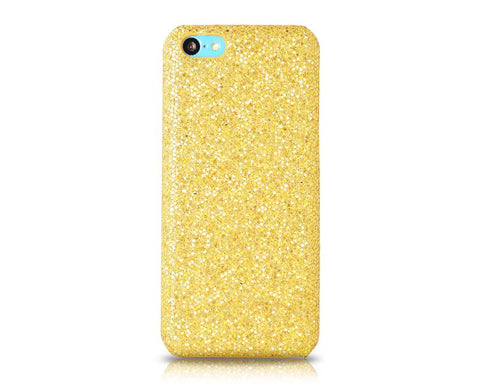 Zirconia Series iPhone 5C Case - Yellow