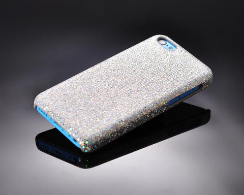 Zirconia Series iPhone 5C Case - Silver