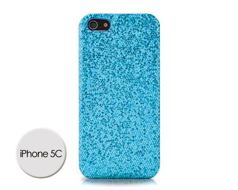 Zirconia Series iPhone 5C Case - Ice Blue