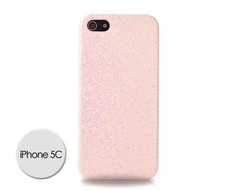 Zirconia Series iPhone 5C Case - Pink