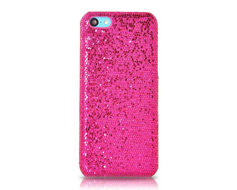 Zirconia Series iPhone 5C Case - Magenta