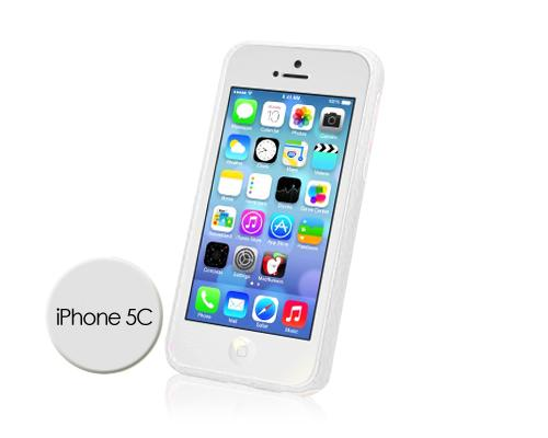 Bumper Series iPhone 5C Case - White
