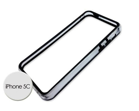 Bumper-Pro Series iPhone 5C Case - Black