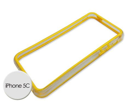 Bumper-Pro Series iPhone 5C Case - Yellow