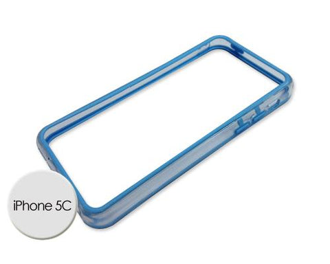 Bumper-Pro Series iPhone 5C Case - Blue