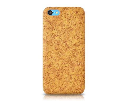 Wooden Series iPhone 5C Case - Marble