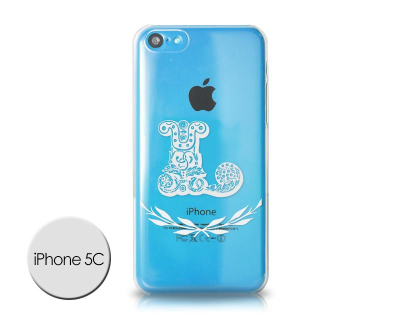 Alphabet Series iPhone 5C Case - L