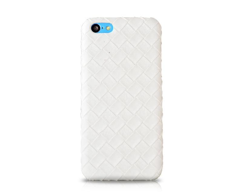 Amano Series iPhone 5C Leather Case - White
