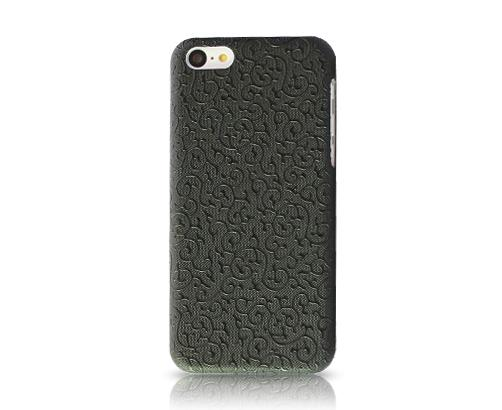 Rilievo Series iPhone 5C Case - Black