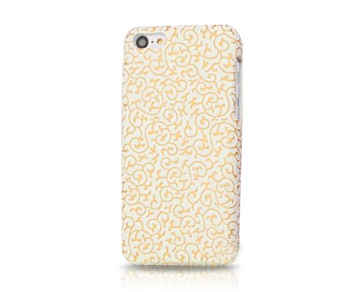 Rilievo Series iPhone 5C Case - White