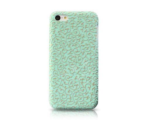 Rilievo Series iPhone 5C Case - Green