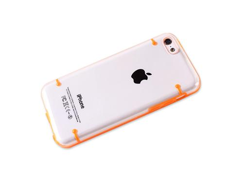 Luminous Series iPhone 5C Case - Orange