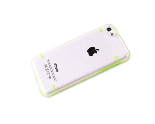 Luminous Series iPhone 5C Case - Green