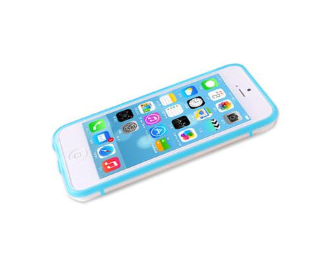 Luminous Series iPhone 5C Case - Blue
