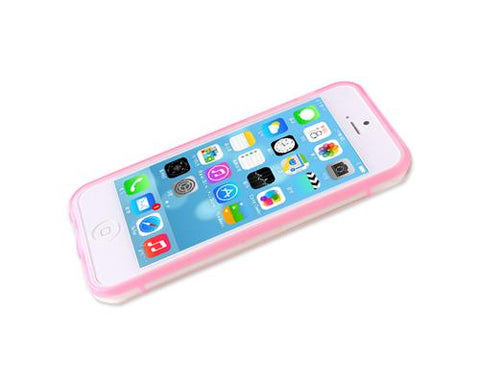 Luminous Series iPhone 5C Case - Pink