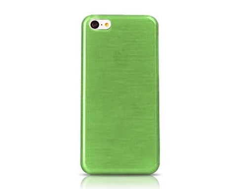 Shiny Series iPhone 5C Case - Green