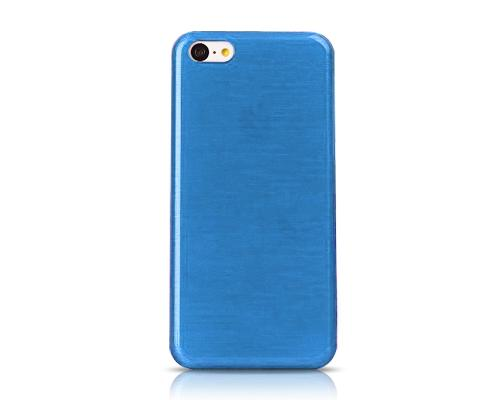 Shiny Series iPhone 5C Case - Ice Blue