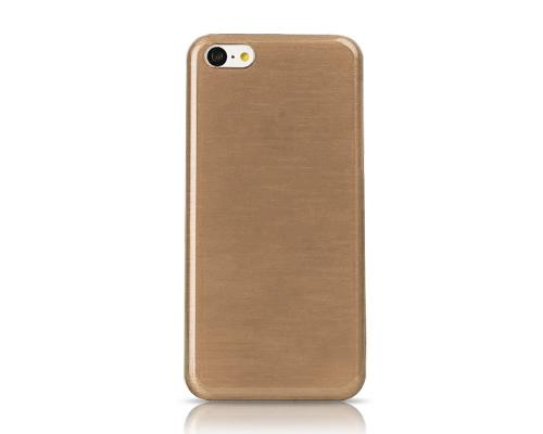 Shiny Series iPhone 5C Case - Gold