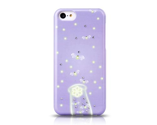 Noctilucent Series iPhone 5C Crystal Case - Firefly