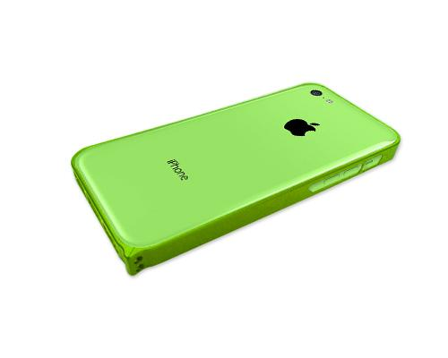Bumper Series iPhone 5C Metal Case - Green