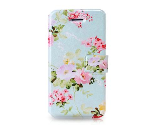 Famoso Series iPhone 5C Flip Leather Case - Fresh