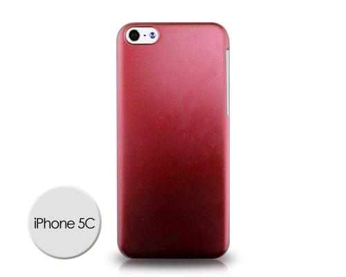 Matt Series iPhone 5C Case - Red