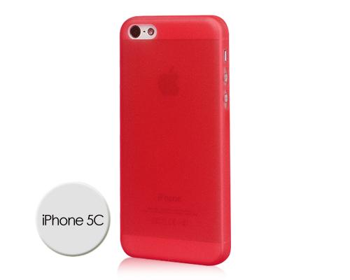 Pure Series iPhone 5C Case - Red