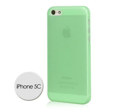 Pure Series iPhone 5C Case - Green